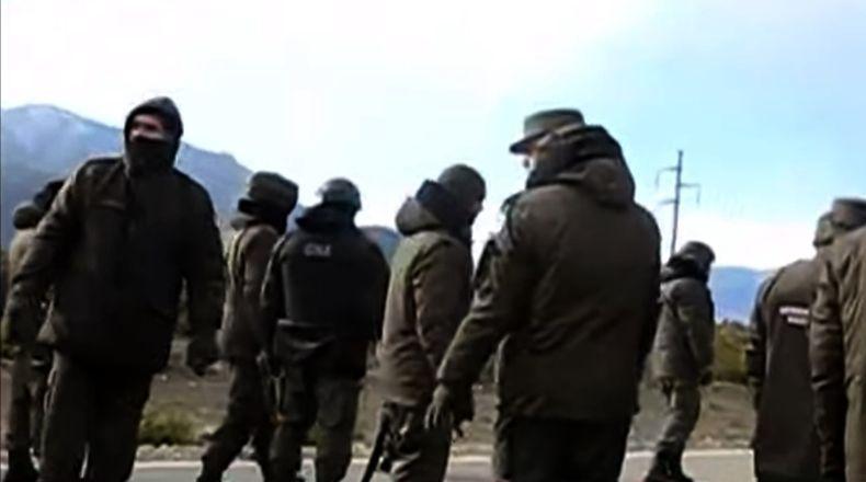 gendarmeria 1