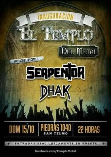 templo metal